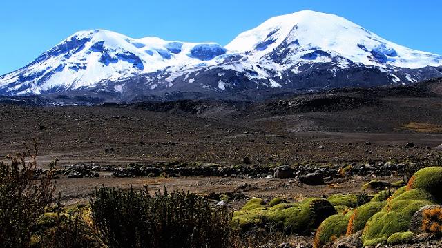 Im Land der Inkas und Sechstausender / Im Süden Perus – von Andreas Koller