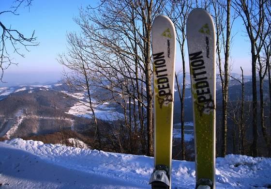 Skitour Hainfelder Kirchenberg (932m)