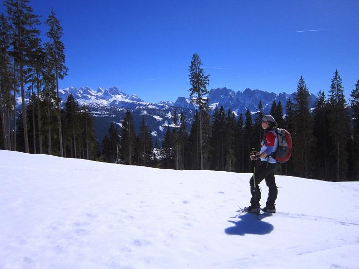 Schneeschuhtour auf den Russberg (1666m)
