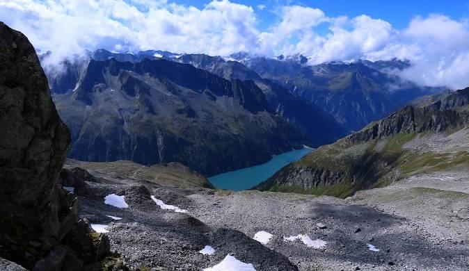 Klettersteig Gamsscharte und Richterspitze (3052m)