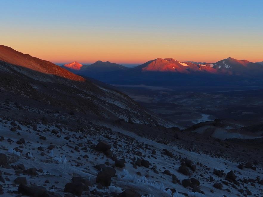 Bergtouren in Chile – Erlebnisbericht einer Reise zu den 6000ern der Atacama  – Andreas Koller