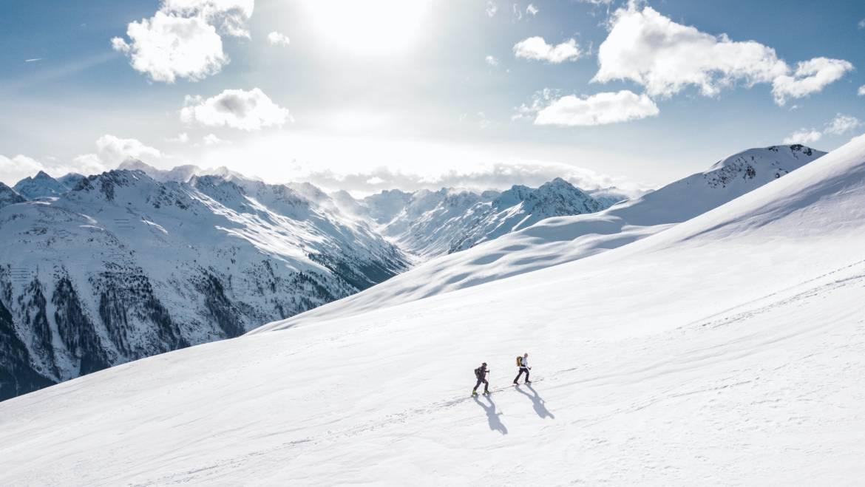 Extremsportarten in den Alpen