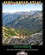 Bergwander Atlas Voralberg
