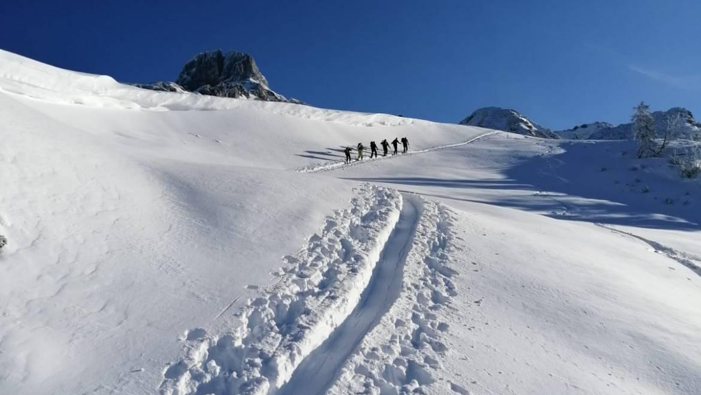 Die richtige Skitouren Packliste