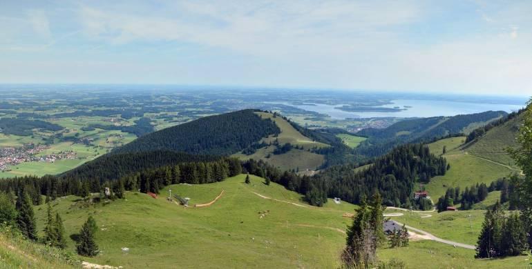 Die schönsten MTB-Touren durch Bayern